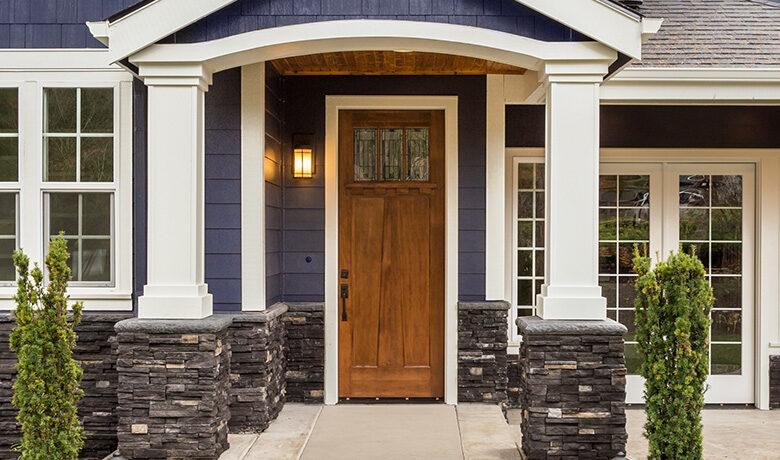 Residential door lock
