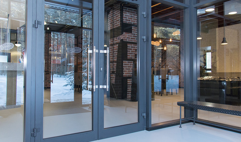 Commercial Door and Frame Repair and Installation Service